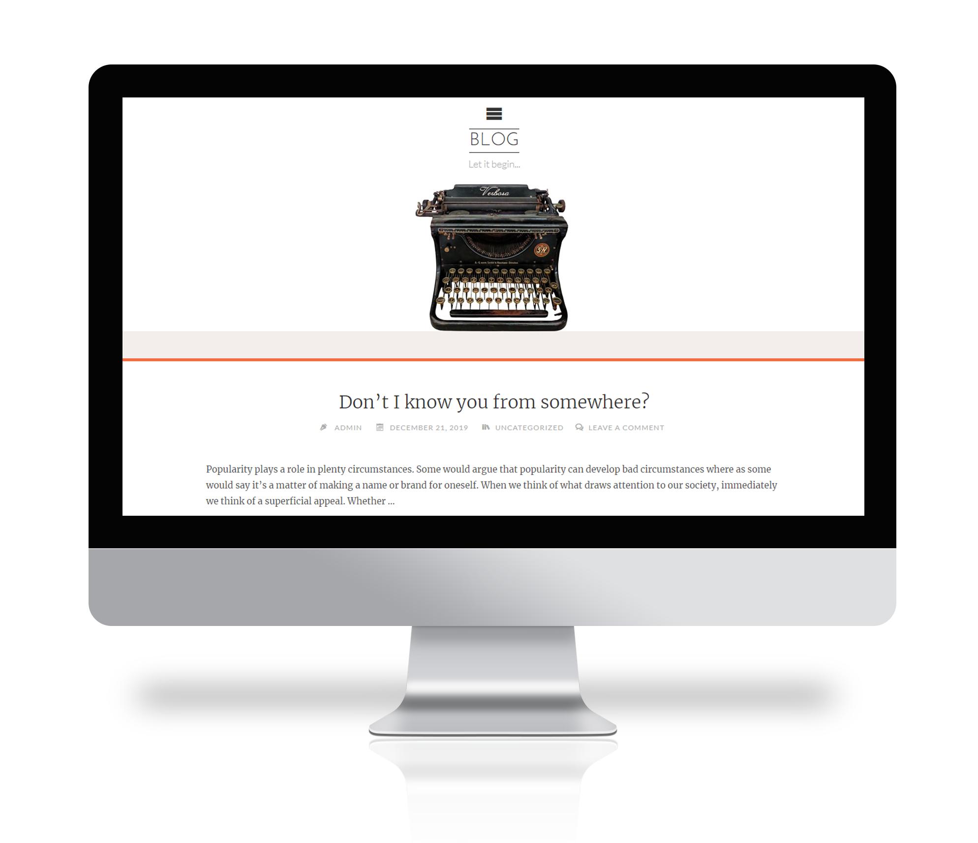 Picture of Blog by Roya Gessel website